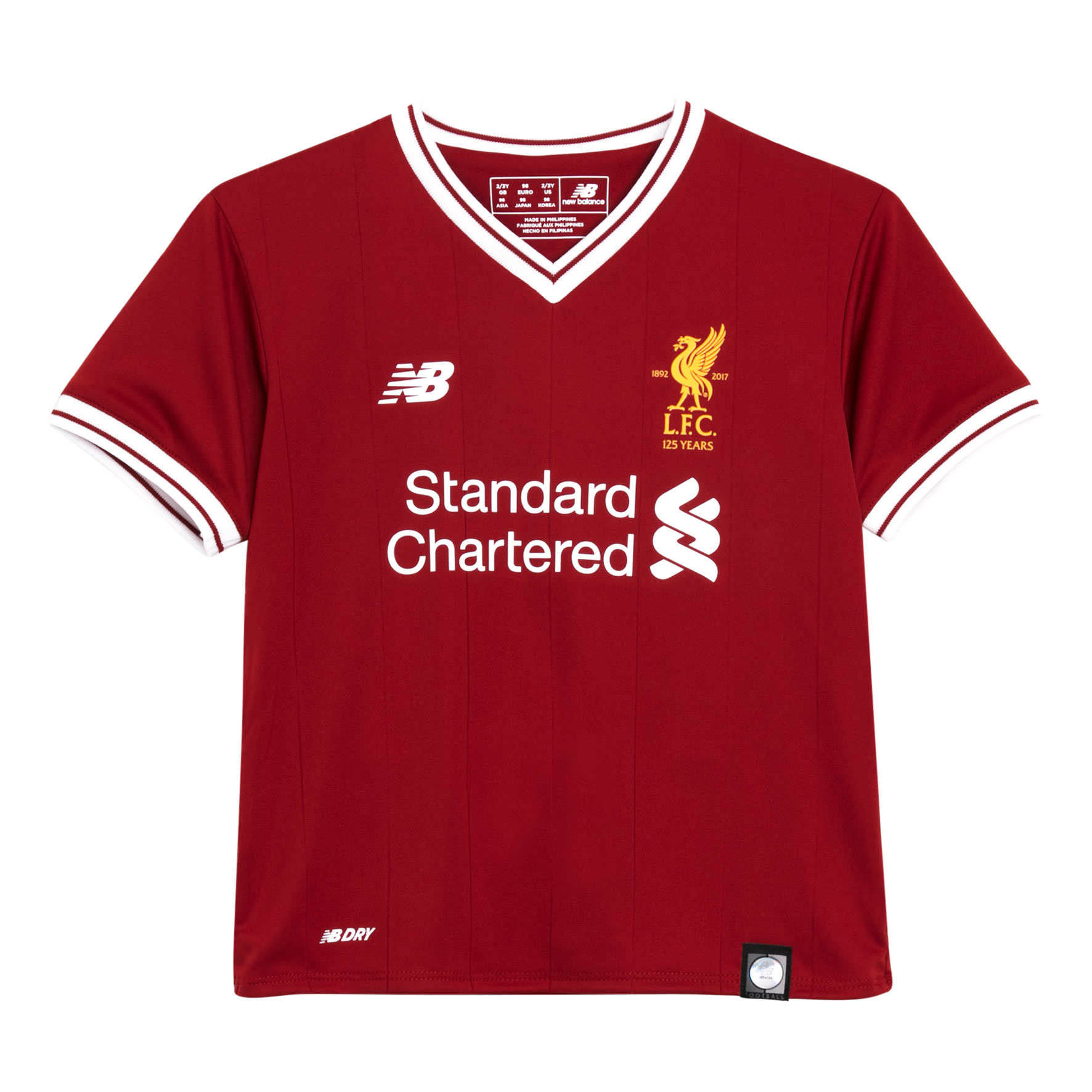 half off 941b5 a4174 PICS: Liverpool's new kit is absolutely gorgeous | JOE is ...