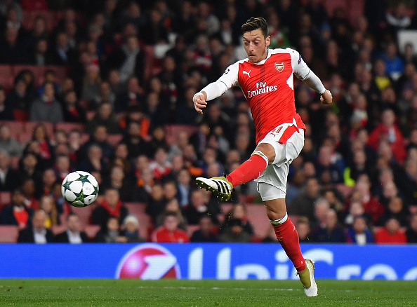 Wenger's unsure if Arsenal gun Ozil can handle criticism