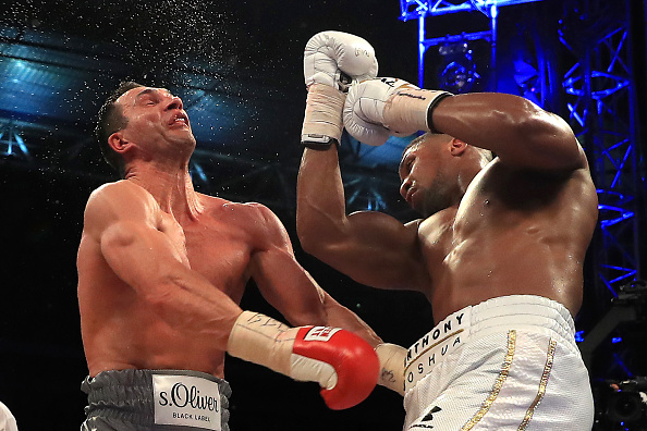 Klitschko will soon take a decision on the rematch with Joshua
