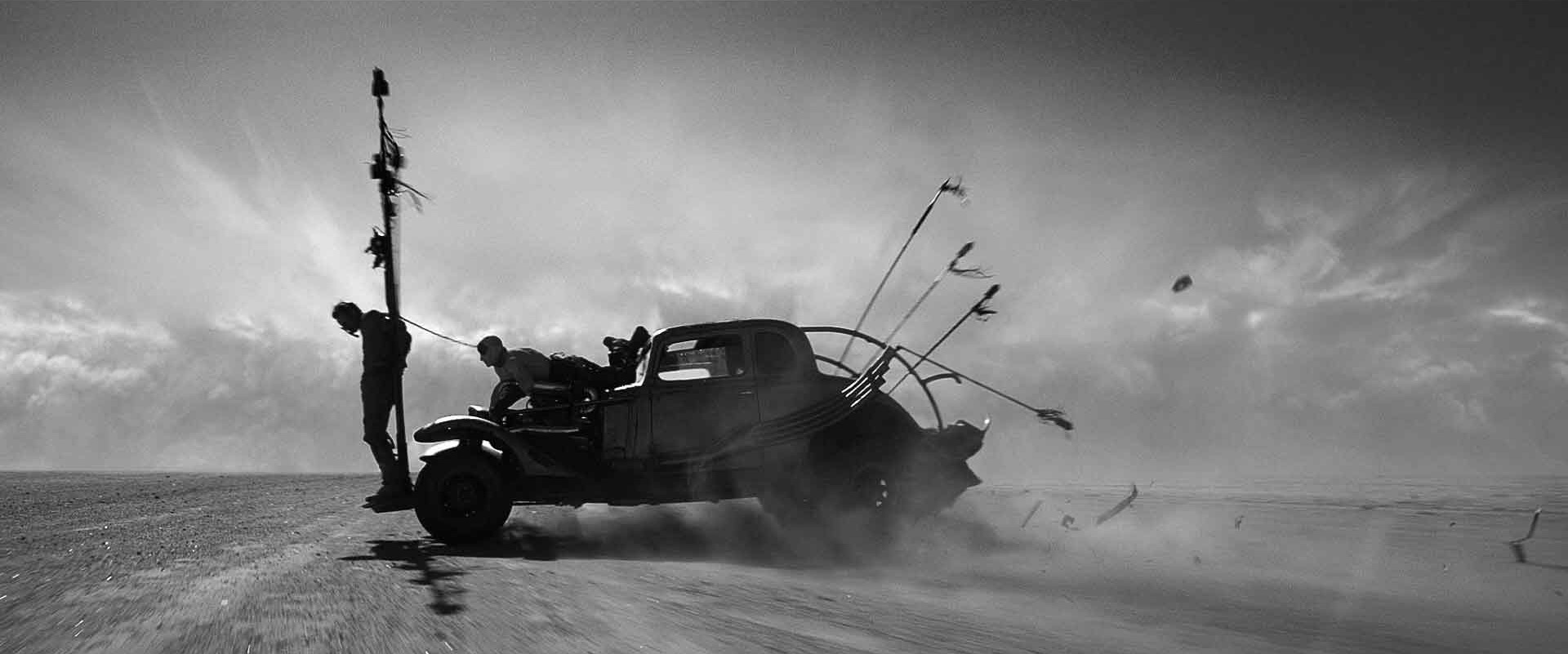 ... And People Who Enjoy Black And White Cinema Is, If Weu0027re Being Cynical,  Likely Very Slim. So Why Fury Road, The Most Actiony Of All The Action  Films To ... Photo