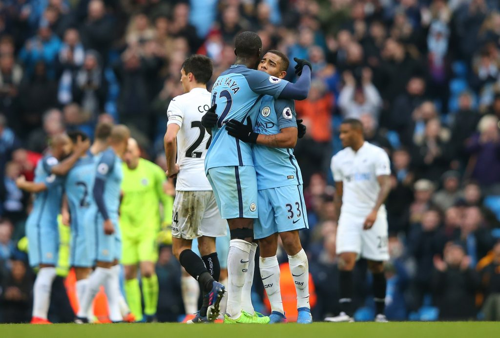 City moves closer to coveted top-four finish