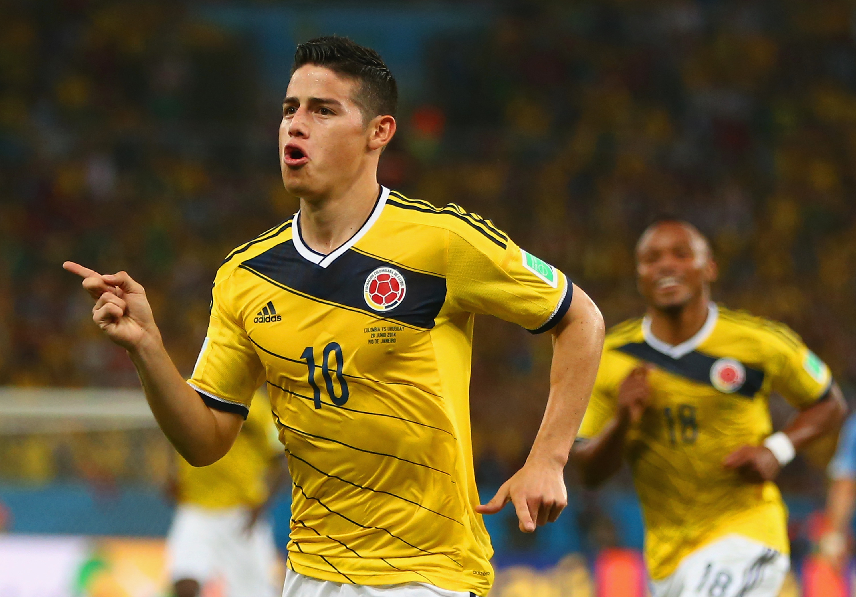 sale retailer 77d00 ee46b James Rodriguez to Manchester United is exactly where the ...