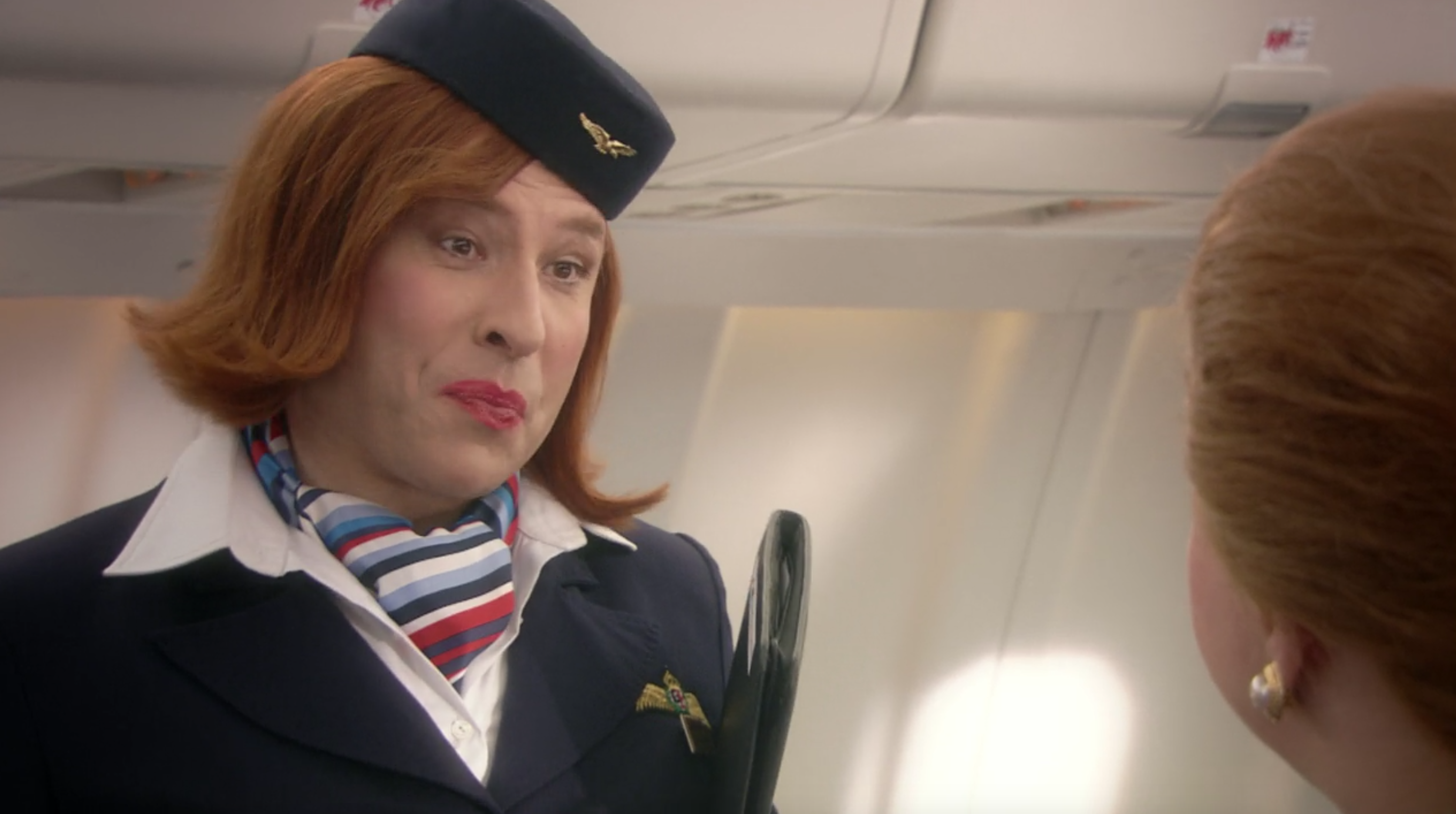 013504d455 I hate Penny Carter with every fibre of my being. She's the worst air  hostess I've ever encountered and I've flown [redacted] on several  occasions.