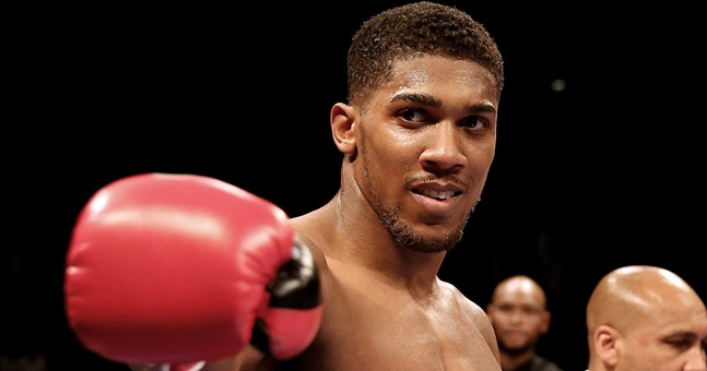 Anthony Joshua/Vladimir Klitschko rematch to be fought in Las Vegas