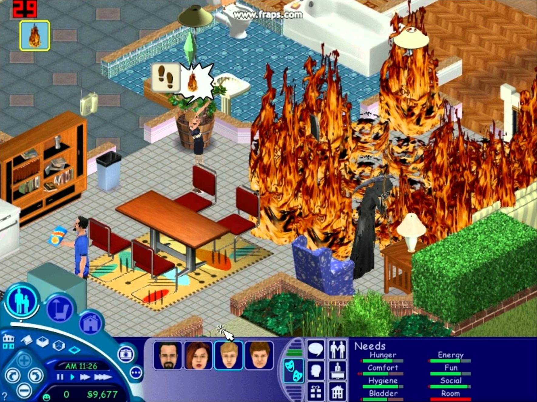 five classic sim games you used to play the hell out of joe