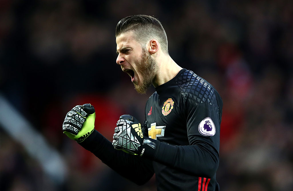 Man Utd confident De Gea will not request Real Madrid move