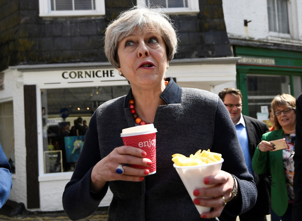 Theresa May Reveals The Naughtiest Thing She Ever Did As A Child
