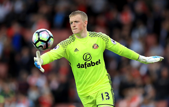 Everton have £30million bid accepted for Sunderland goalkeeper Jordan Pickford