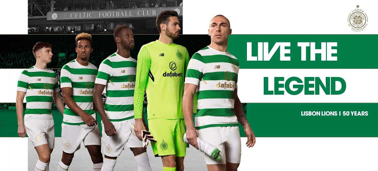 online store 30c51 717ae All three of Celtic's kits will be the same colour next ...