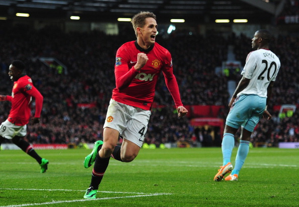 Real Sociedad confirm interest in Manchester United winger Adnan Januzaj