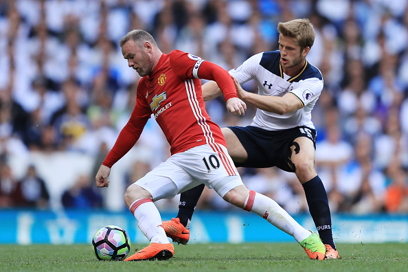 Wayne Rooney back in training with Manchester United future unclear