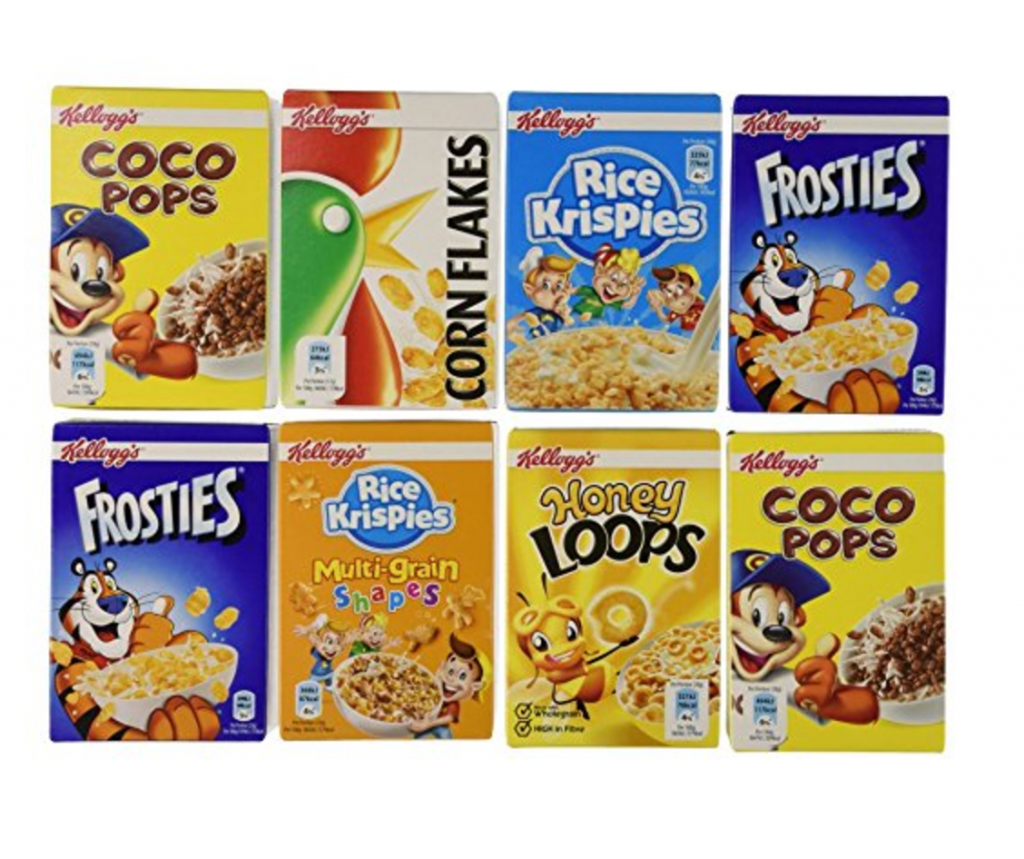 The Definitive Ranking Of Every Cereal In A Kellogg's