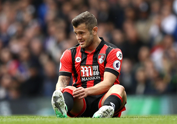 Arsenal reject Sampdoria's bid for Jack Wilshere