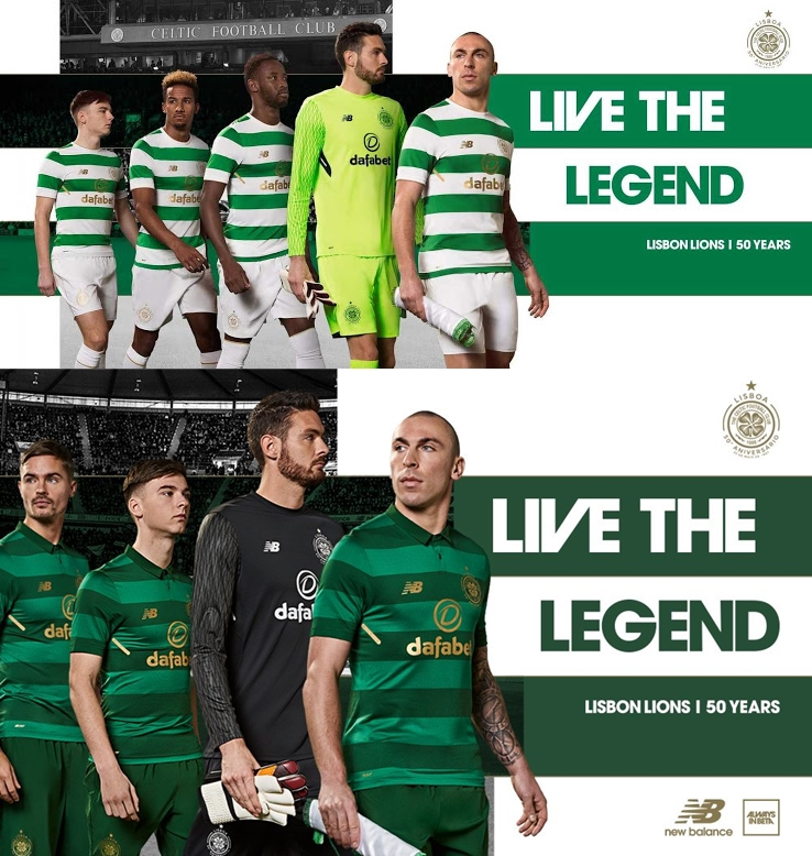 Celtic clearly thought  f    it  and have decided to continue the green  theme with their third strip for next season. d89299499