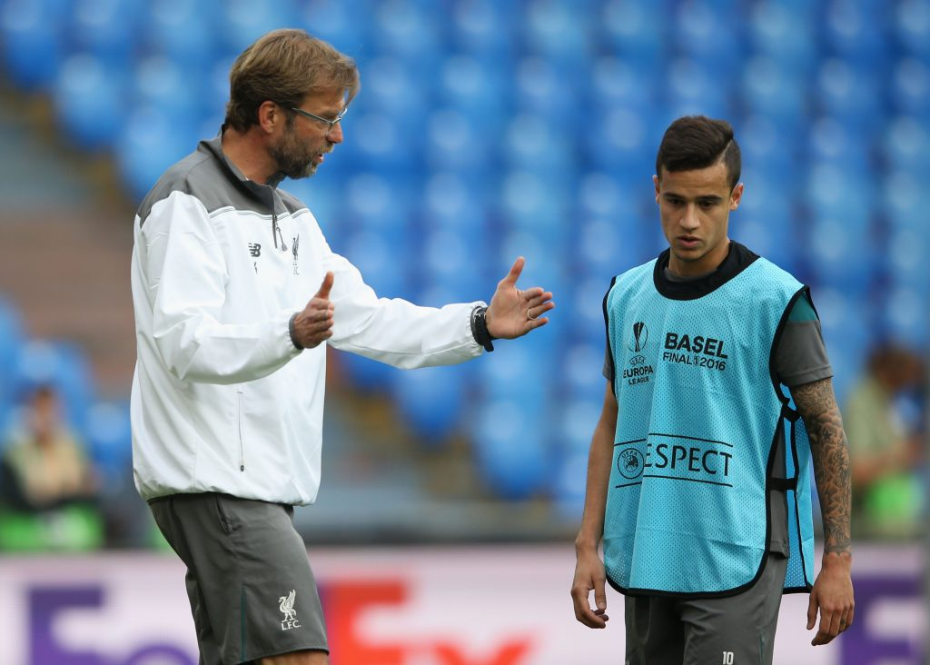 Philippe Coutinho: Liverpool say Brazilian is 'definitively' not for sale