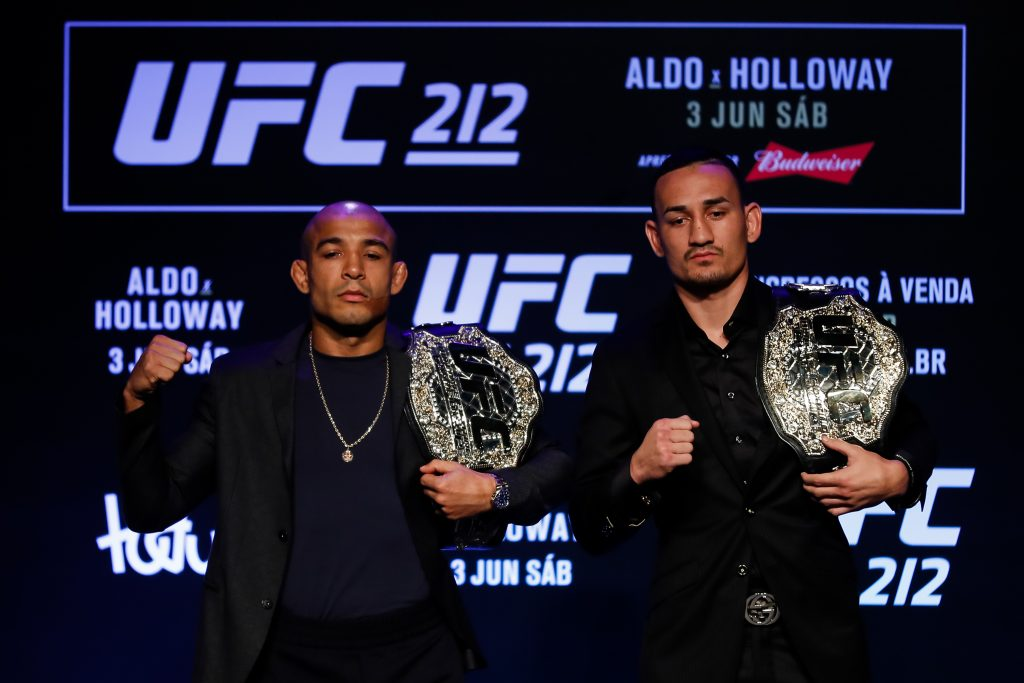 Coach: Jose Aldo Would Rather Box Professionally
