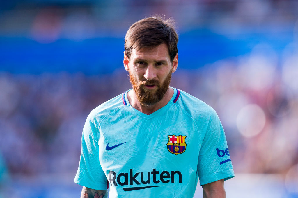 Barcelona insists Messi has signed new contract