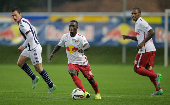 Liverpool-bound Keita scores as Leipzig beat Hamburg