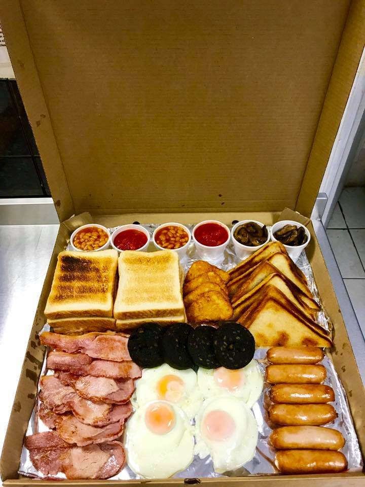 This Massive Ultimate Breakfast Box Is Exactly What Your Hangover