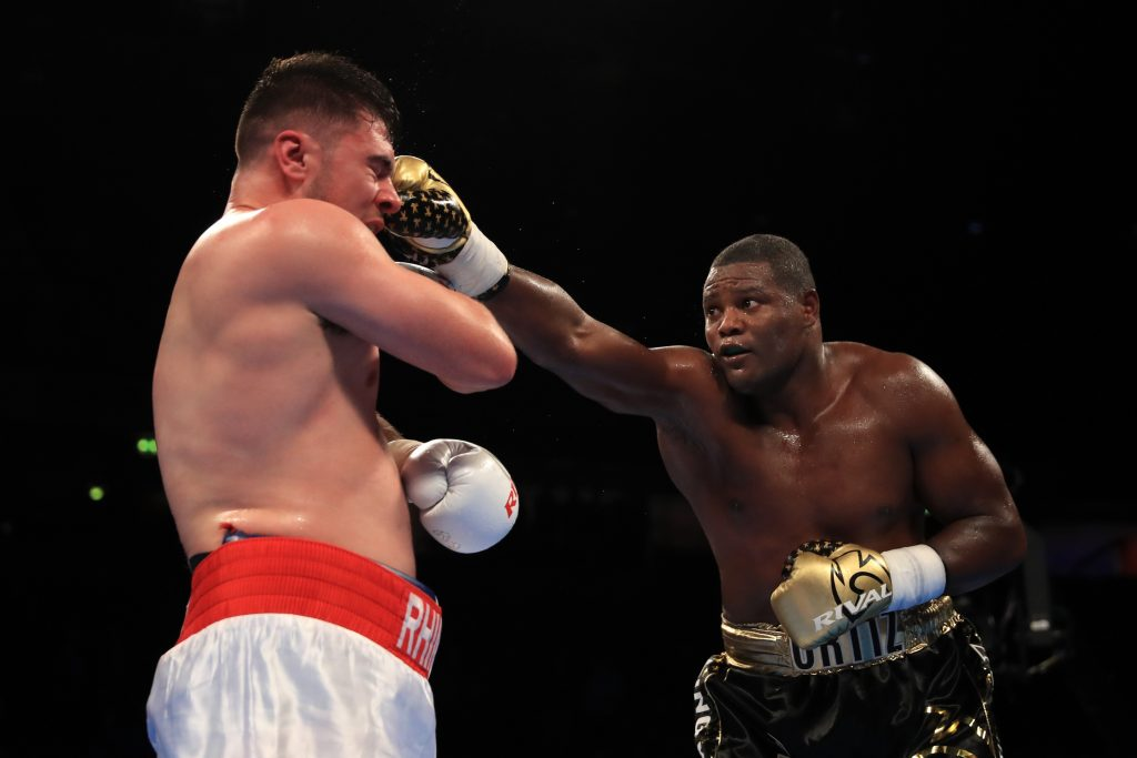 Luis Ortiz fails drugs test ahead of Deontay Wilder fight in November