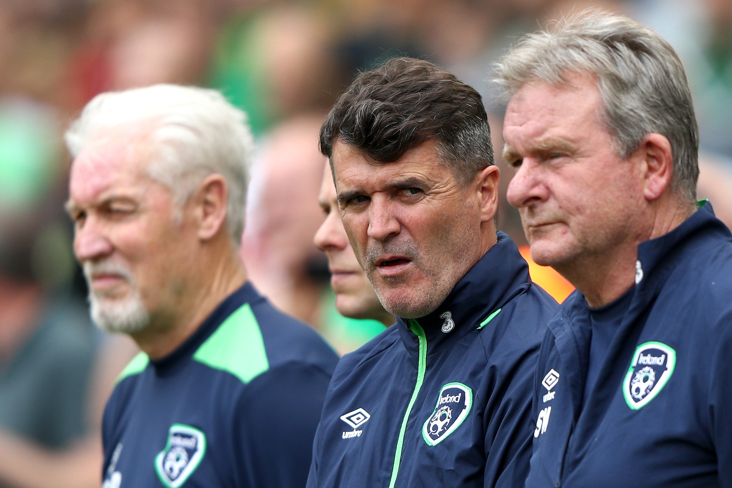 Roy Keane says players anxious about getting hurt should 'play chess' instead
