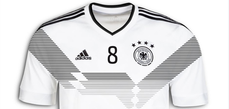0744d1e18 Italy and Germany s World Cup jerseys appear to have been leaked ...