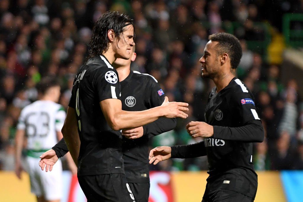 Cavani: I don't have to be friends with Neymar