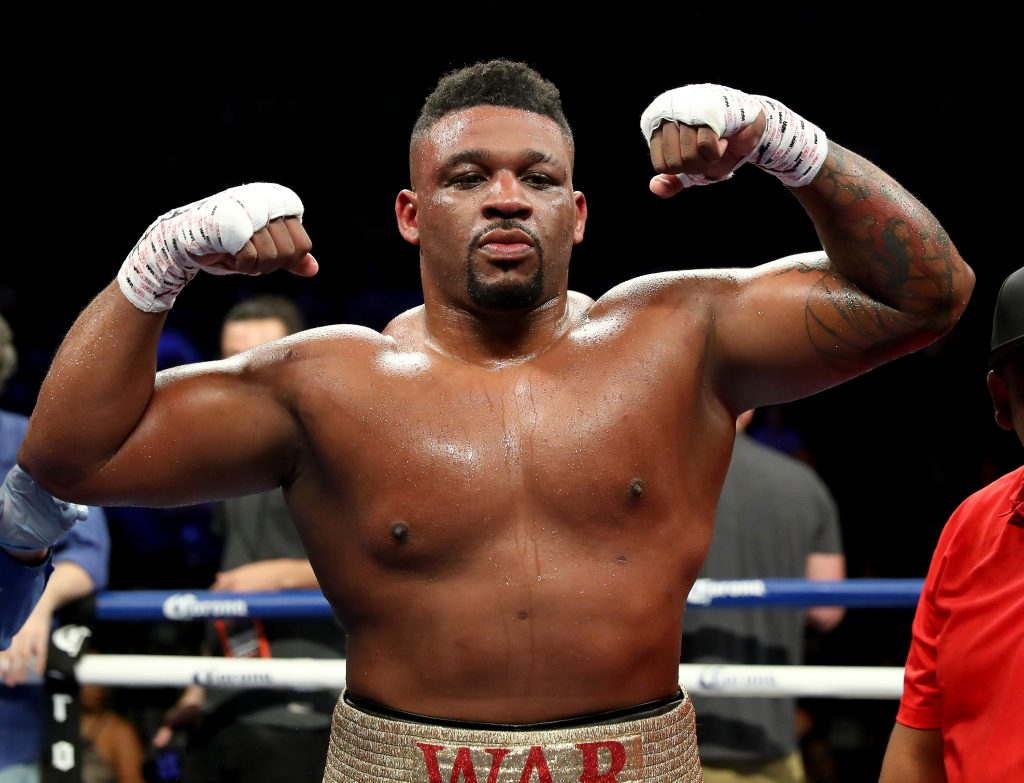 eddie hearns pick for anthony joshuas first us fight
