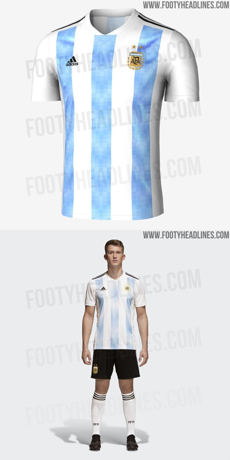 fea7a957423 Leaked World Cup kits show that Fifa have scrapped one of their ...