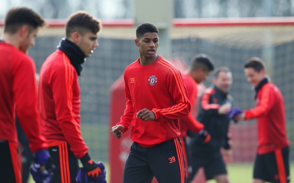 Marcus Rashford's Manchester United Idol Will Surprise And Confuse You