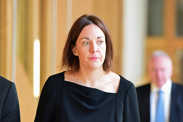 Kezia Dugdale: Going into the jungle isn't a second job
