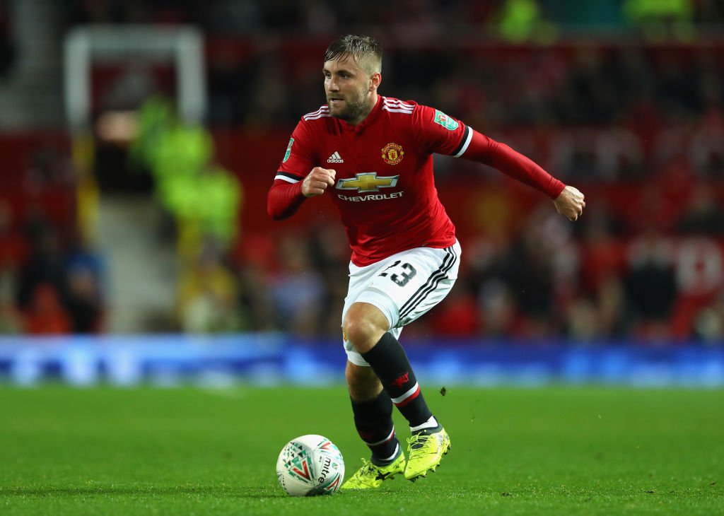 Manchester United Reportedly Want £20M for Luke Shaw Amid Newcastle Rumours