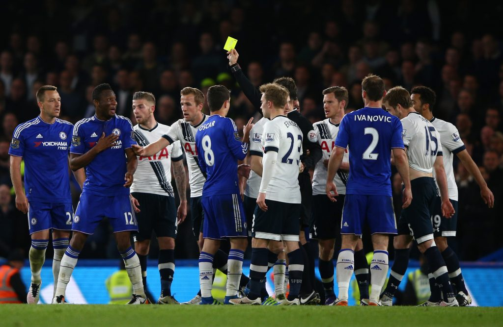 Mark Clattenburg says he 'allowed' Spurs to self-destruct at Chelsea in 2016