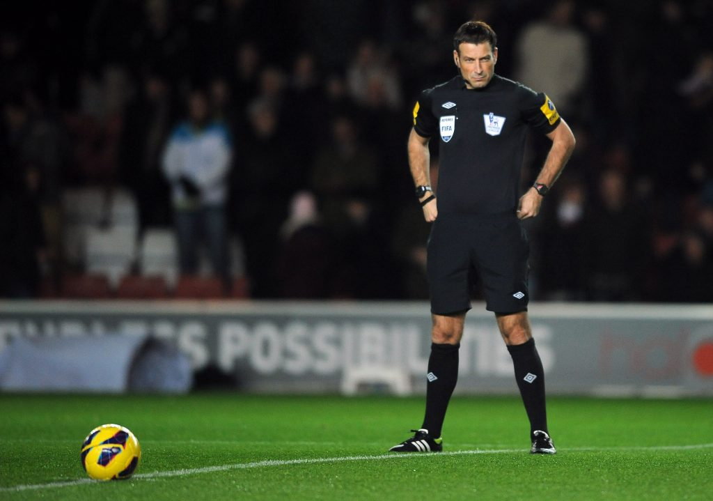 Clattenburg explains controversial Tottenham comments