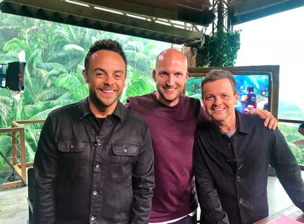 Identity Of The Guy Who Helps Write Ant And Dec's One-Liners Revealed