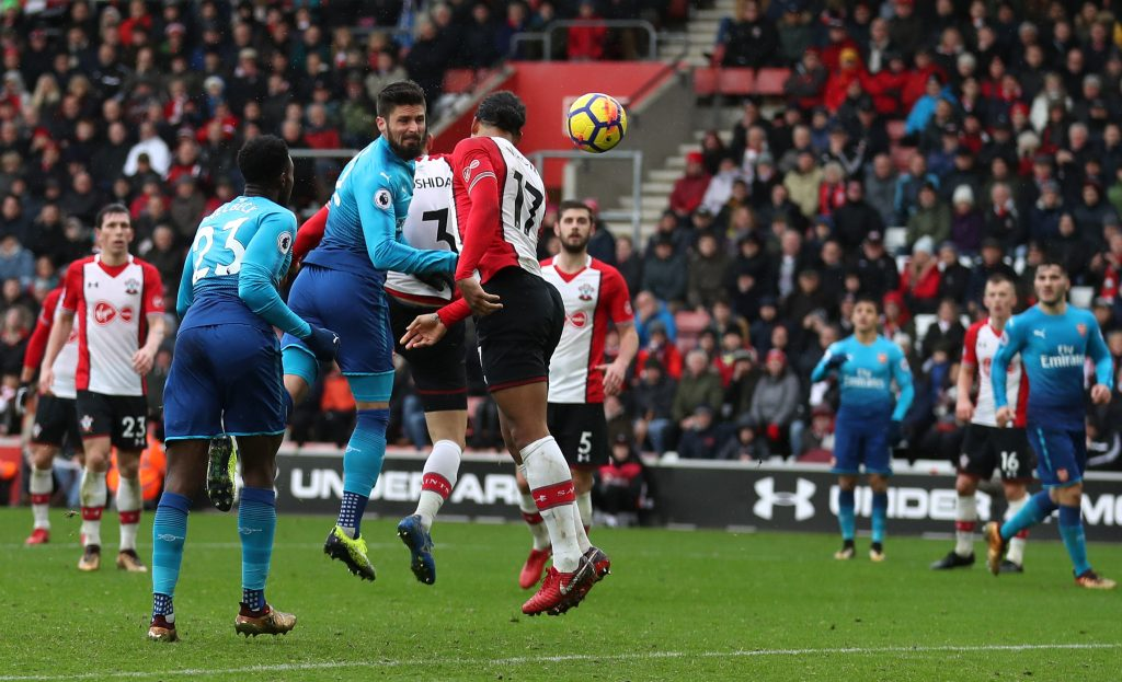 Arsene Wenger plays down Arsenal's bad starts, blasts Saints time-wasting