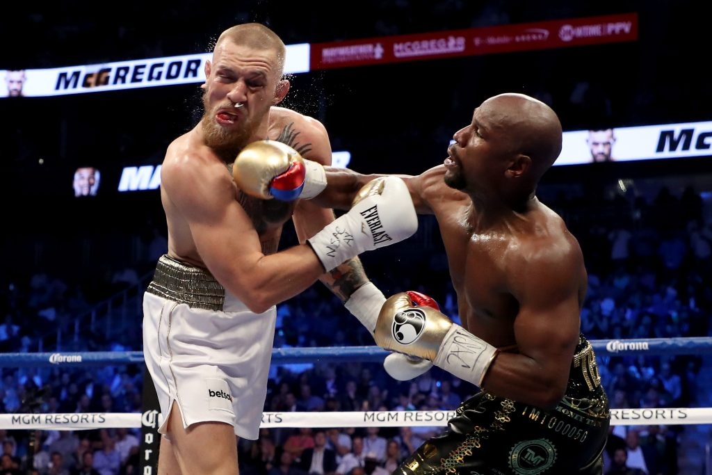 Robert Whittaker Would Happily Fight Floyd Mayweather For The Monster Pay Day