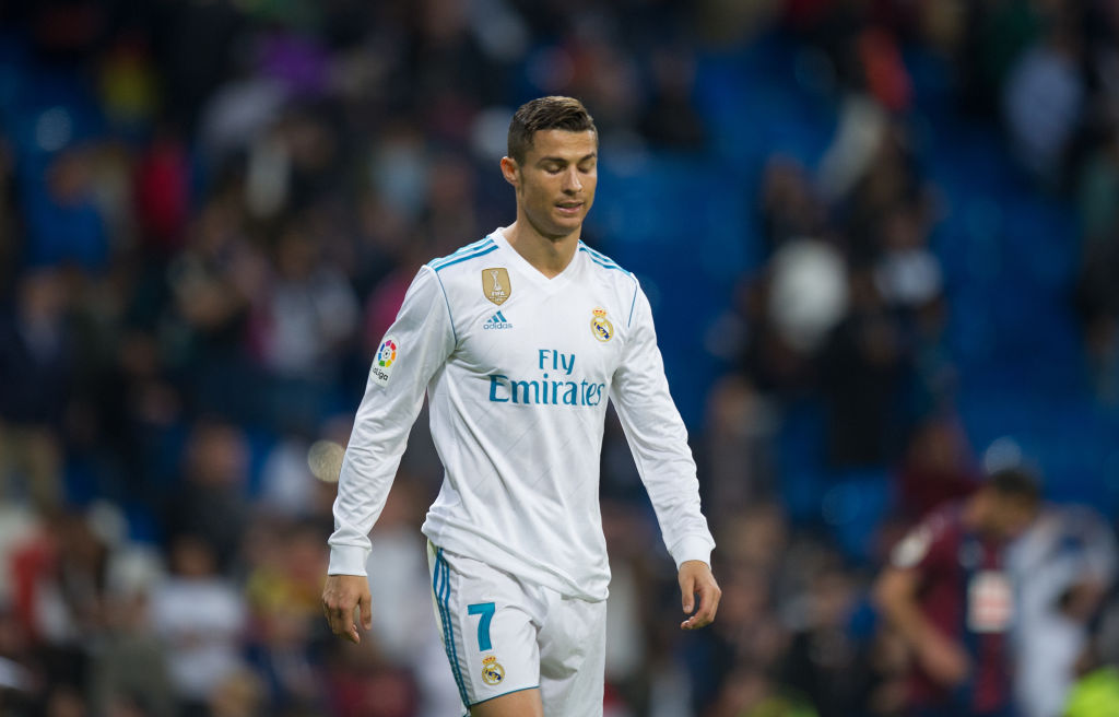 Cristiano Ronaldo will remain at Real Madrid says Zinedine Zidane