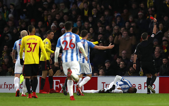 Watford 0 Huddersfield Town 1: Four changes for Terriers