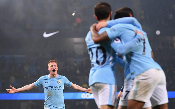 De Bruyne close to signing lucrative Man City deal