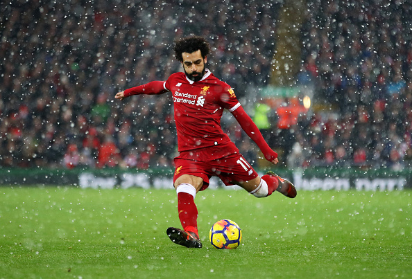 Salah 'sure' Liverpool will lift trophy this season