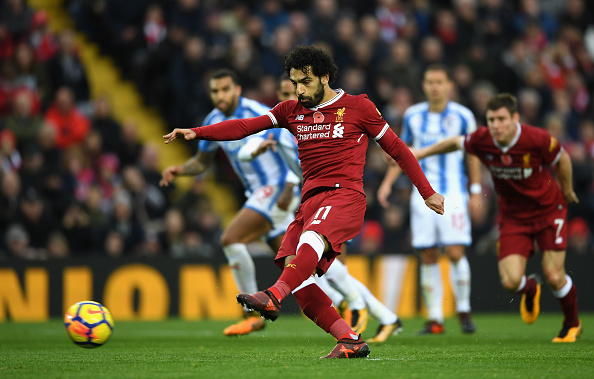 Mohamed Salah determined to win trophies at Liverpool