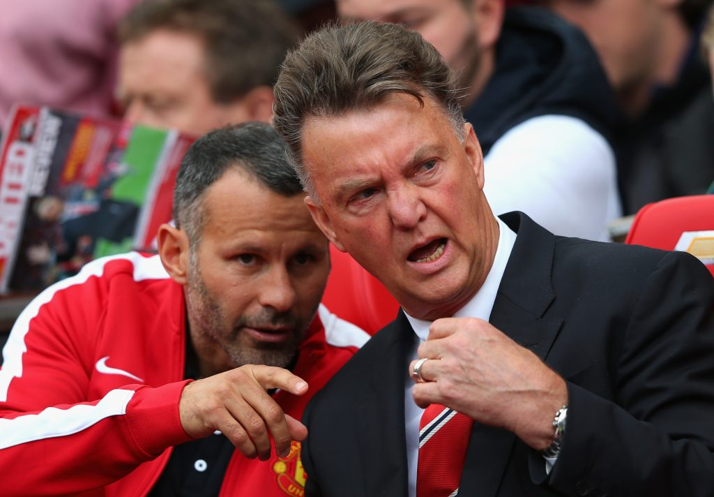 Ryan Giggs slams Man United's transfer policy