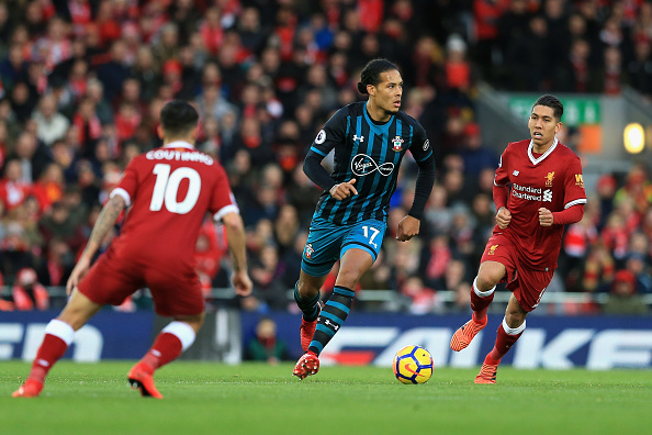 Southampton boss Mauricio Pellegrino quiet on Virgil van Dijk future