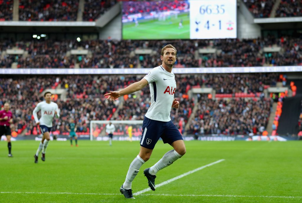 READ: Harry Kane's 2017 Stats Make Messi and Ronaldo Look Average