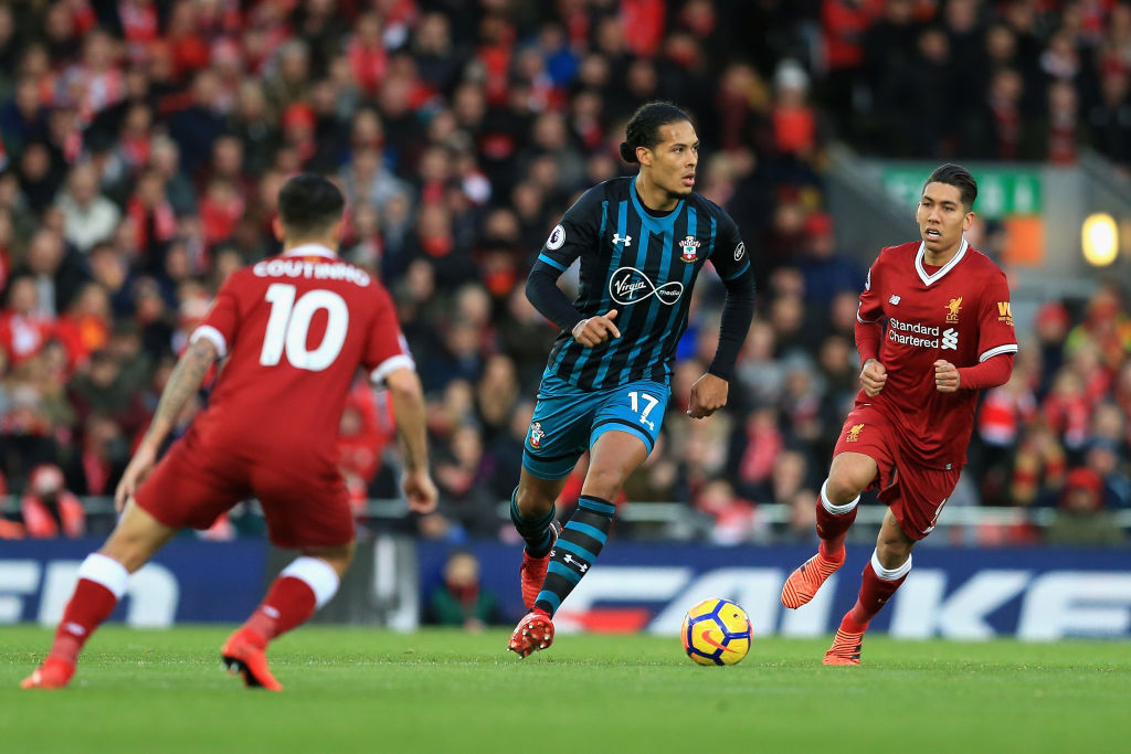 Liverpool reaches agreement with Southampton FC to sign van Dijk
