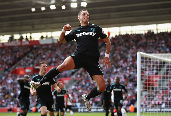 Javier 'Chicharito' Hernandez Might Leave West Ham In January