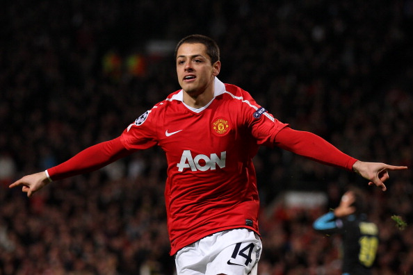 West Ham may be willing to part with Javier Hernandez this month