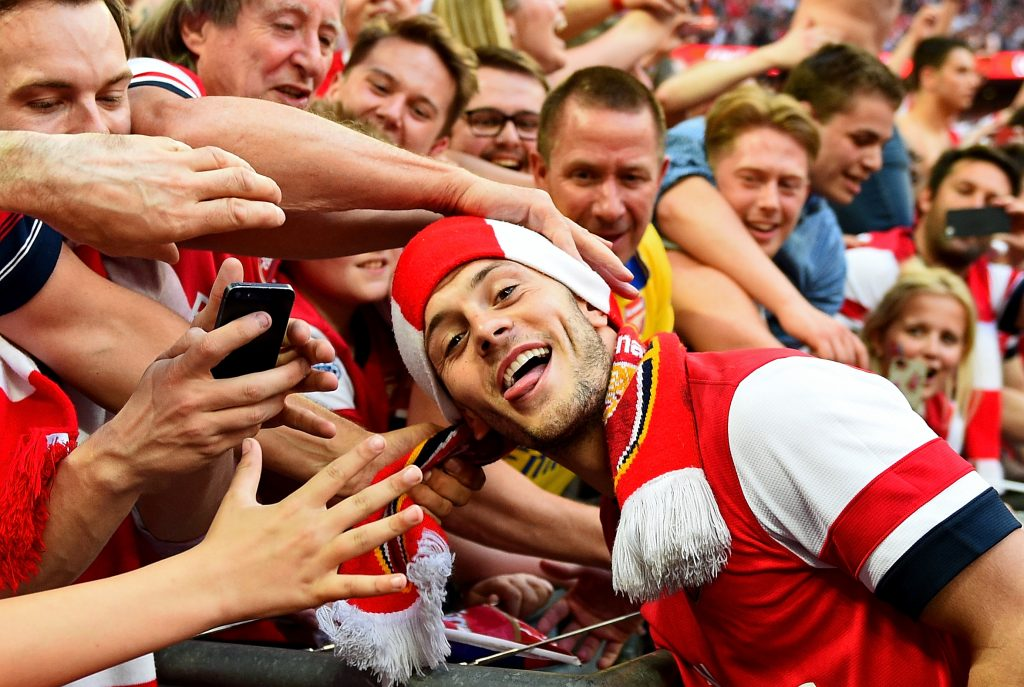 Jack Wilshere offered a new Arsenal deal on less money