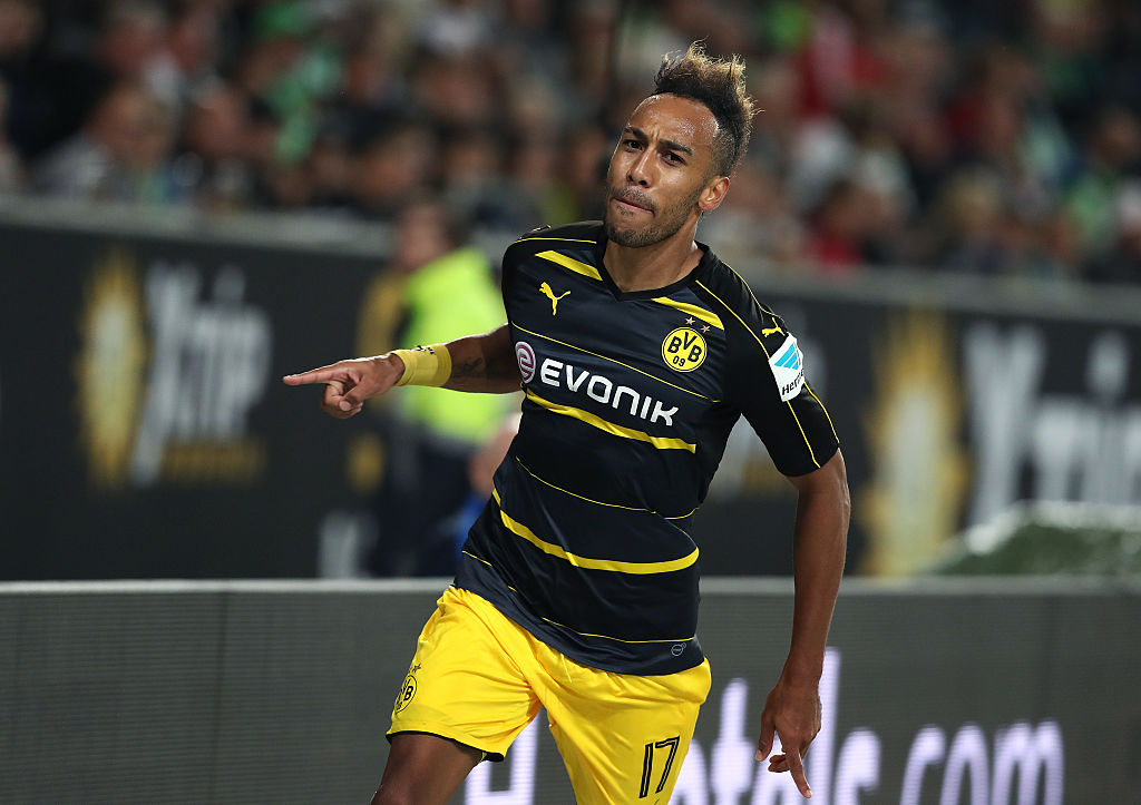 Nothing happening with Aubameyang - Wenger